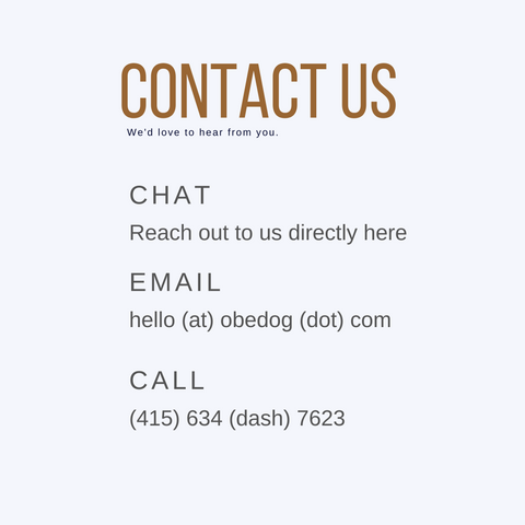 obe contact information