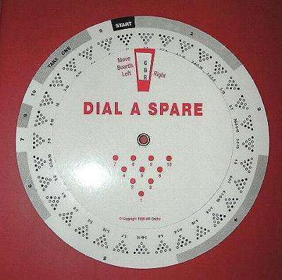 Dial-A-Spare-Improve Average Bowl More Spares Right Handers