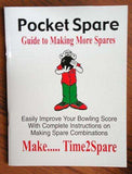 Pocket Bowling Guide to Making MORE Spares Booklet