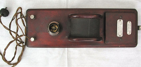 Antique Watch and Tool Demagnetizer by Botteger Circa 1903