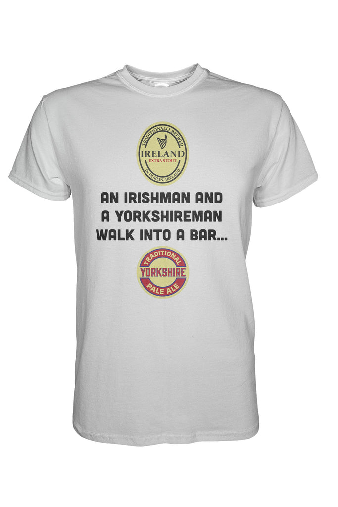 St. Patrick's Day Beer Mat T-Shirt