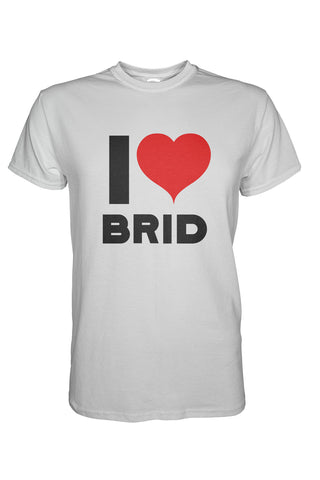 I Heart Brid T-Shirt