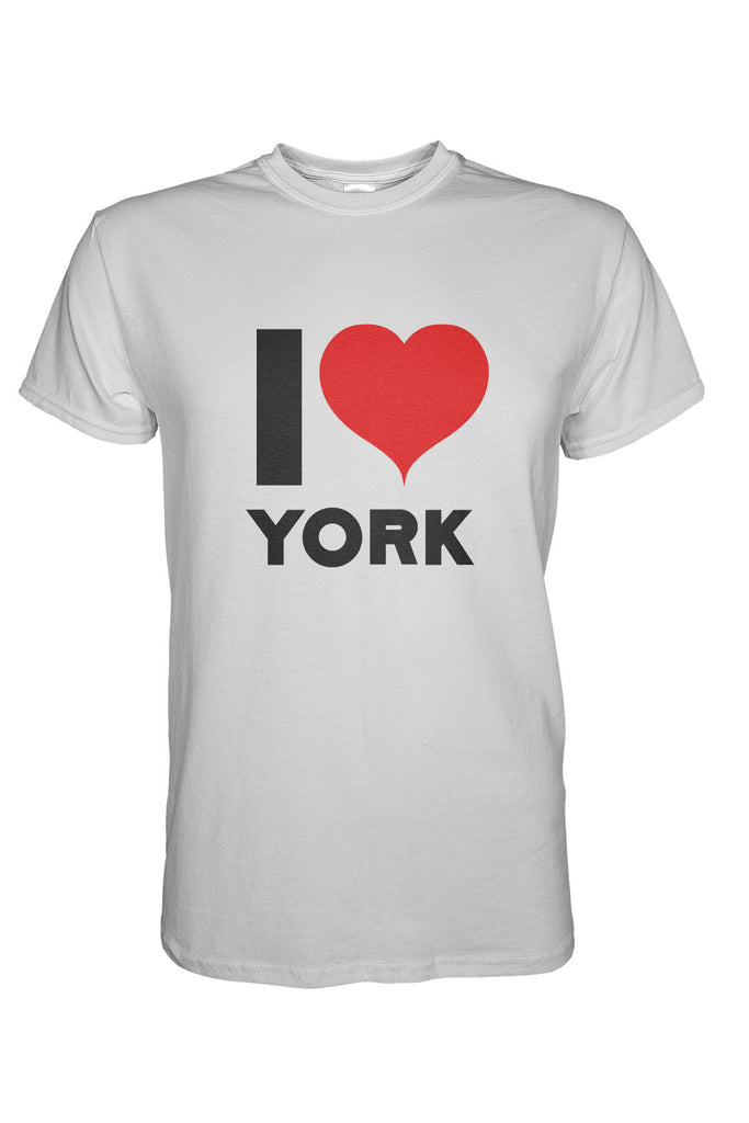I Heart York T-Shirt