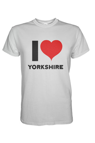 I Heart Yorkshire T-Shirt