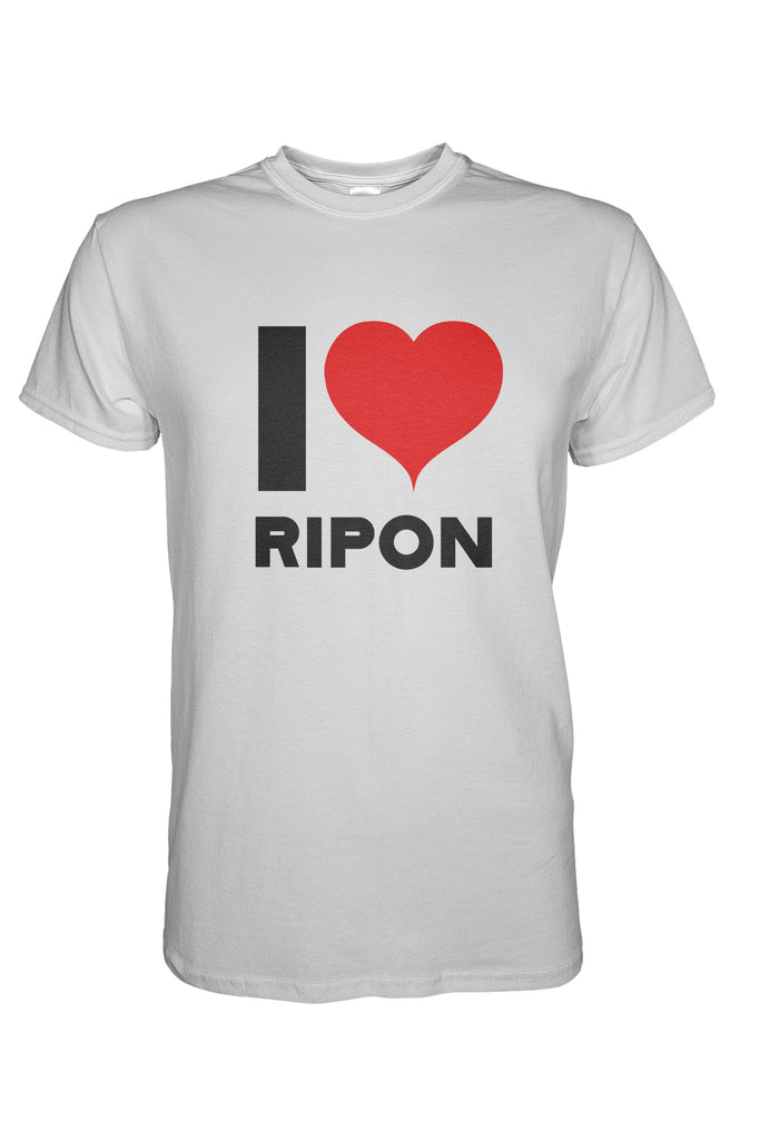 I Heart Ripon T-Shirt