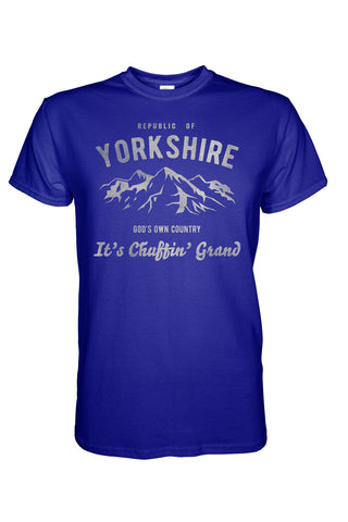 Yorkshire Republic T-Shirt