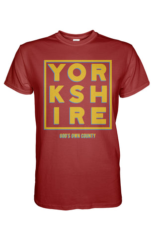 Yorkshire Square T-Shirt