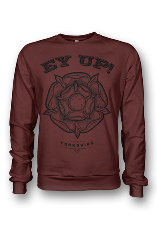 EY UP Rose Sweatshirt
