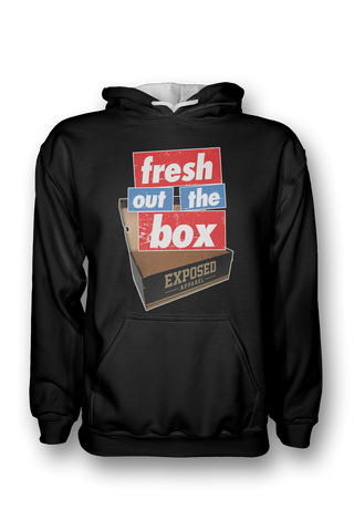 Fresh Out The Box Hoodie