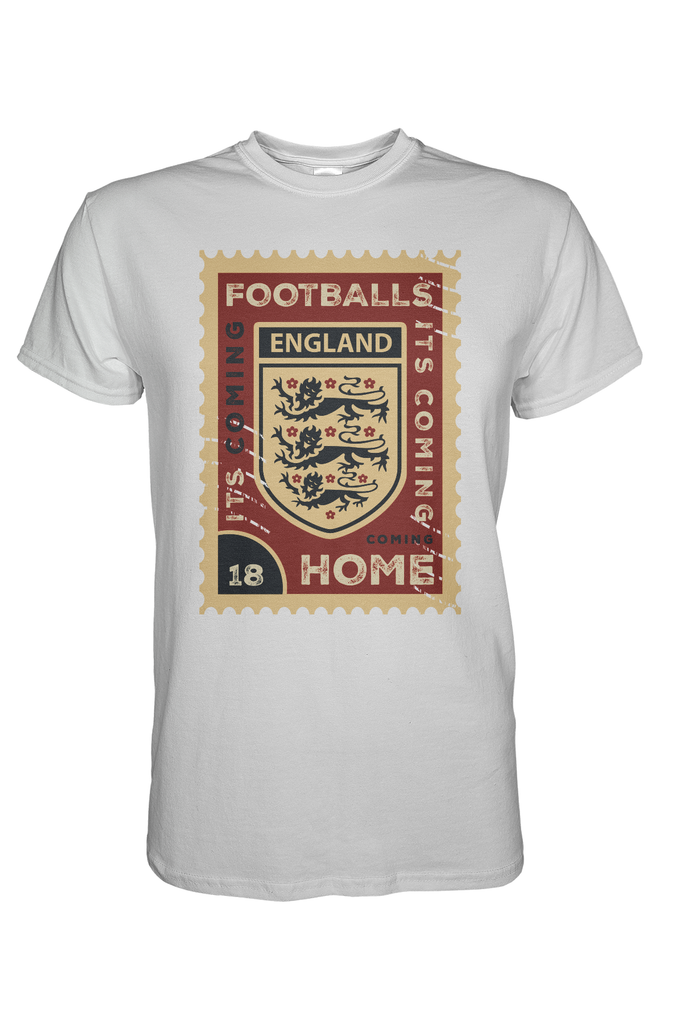 It's Coming Home England Stamp T-Shirt