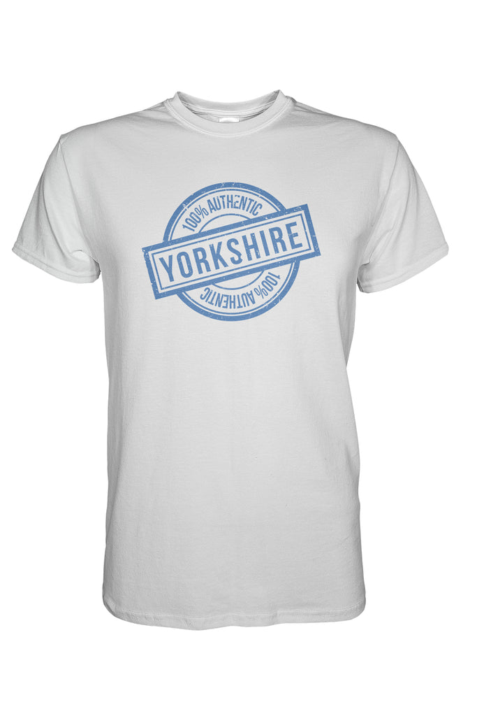 100% Authentic Yorkshire T-Shirt