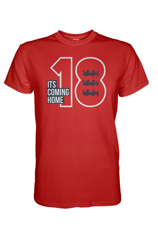 It's Coming Home 2018 T-Shirt
