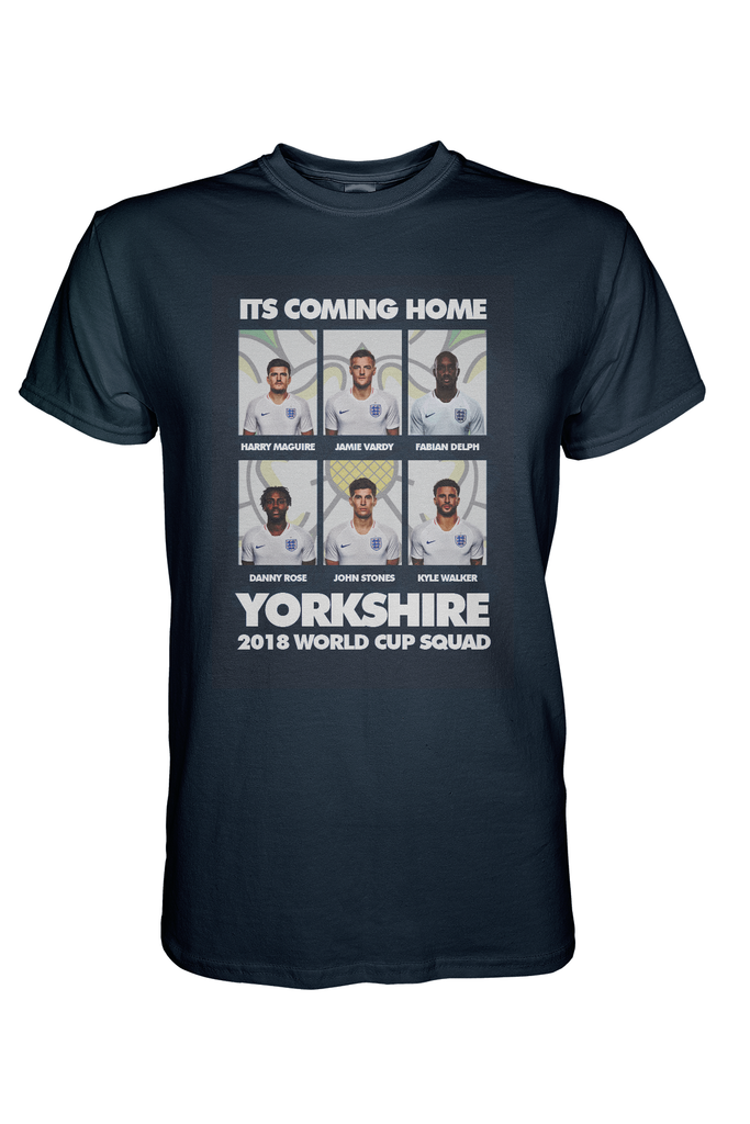 Yorkshire World Cup T-Shirt