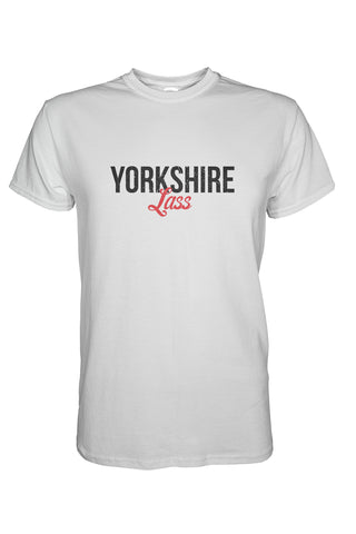 Yorkshire Lass T-Shirt