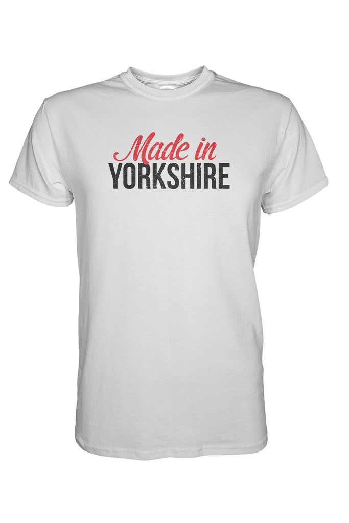 Made in Yorkshire T-Shirt