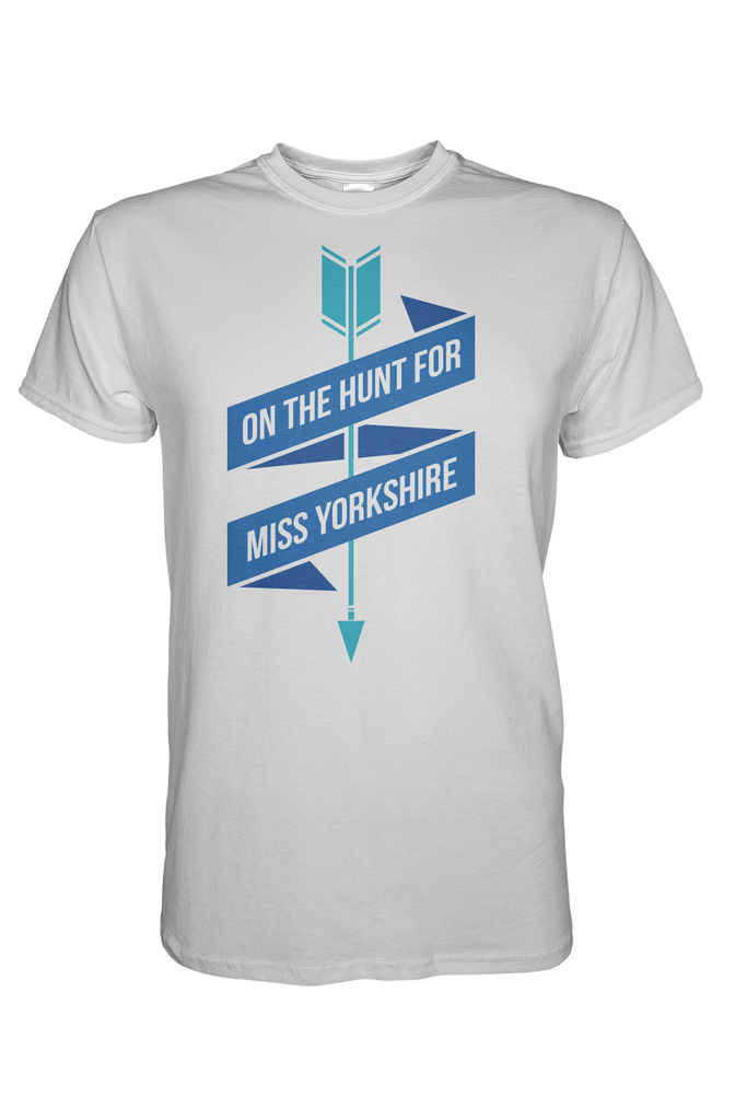 On the hunt for Miss Yorkshire T-Shirt