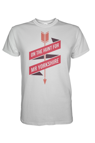 On the hunt for MR Yorkshire T-Shirt