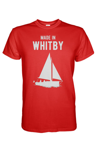 Made in Whitby T-Shirt