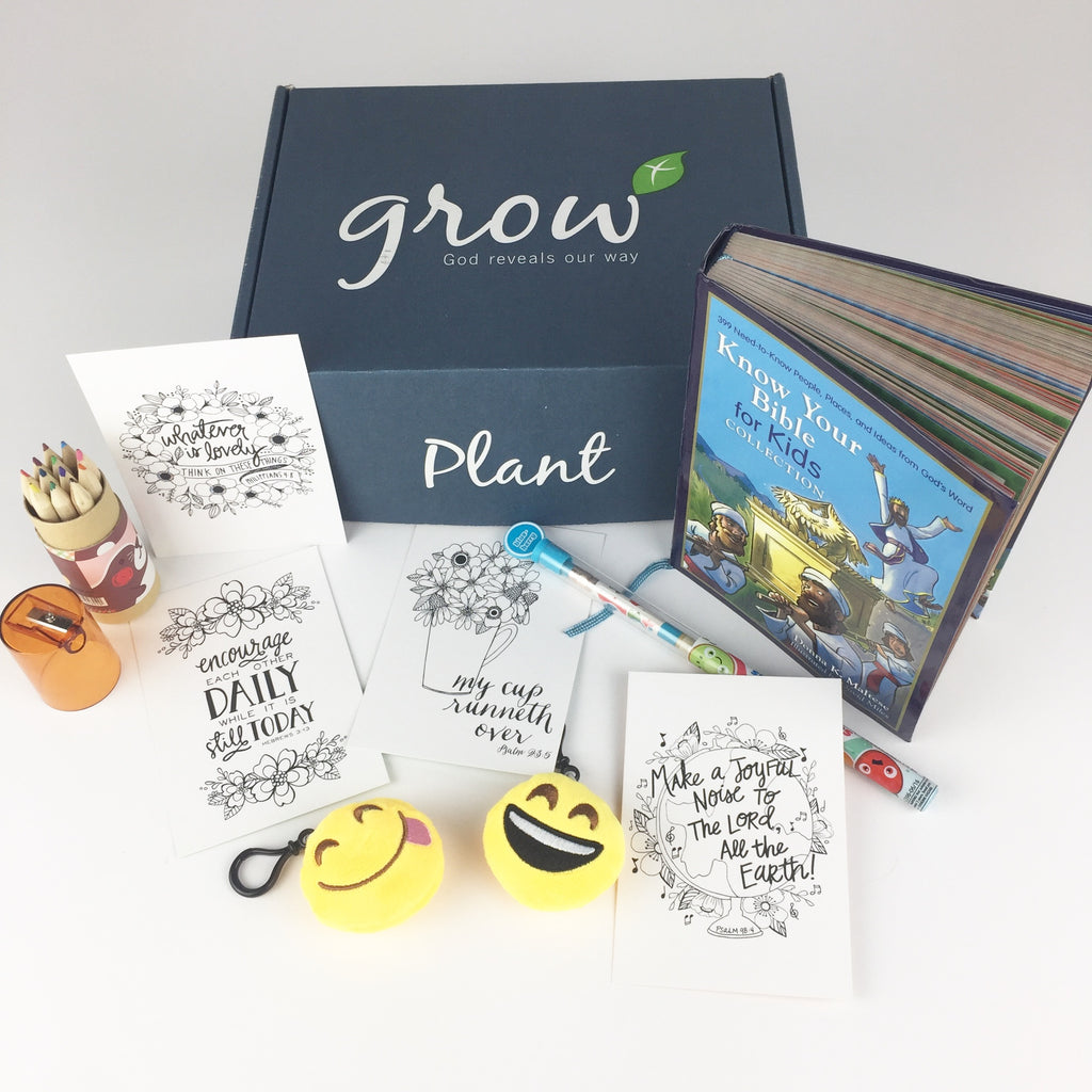 "1 Month ~ Children's Classic Box ~ ""The Seedling"""