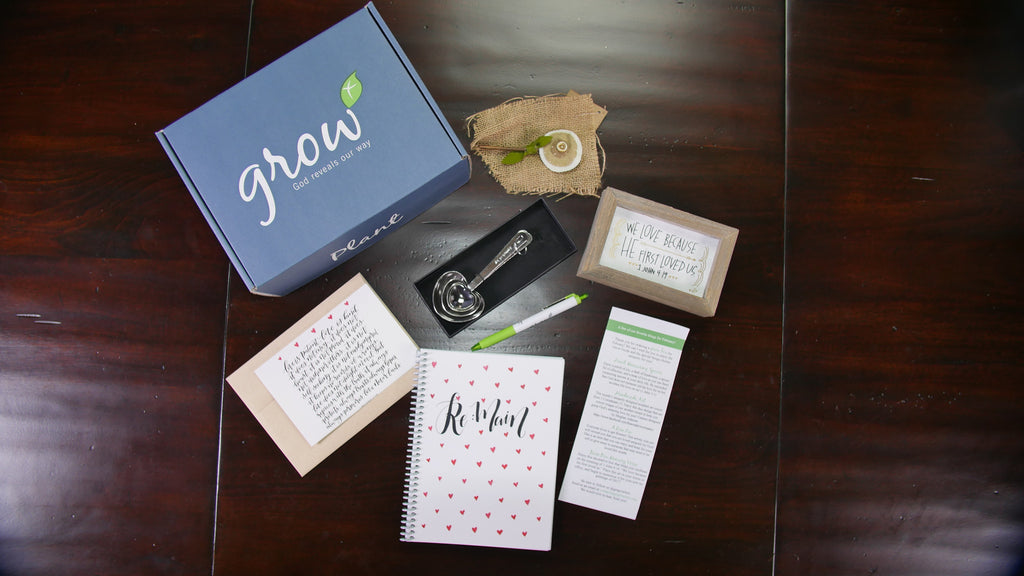 12 Month ~ Women's Classic Box Subscription