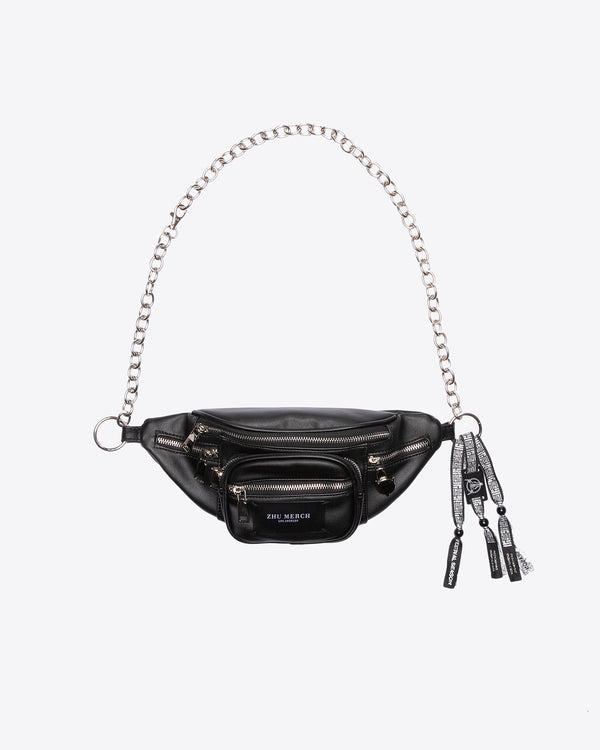 CROSS BODY BAG WITH CHAIN
