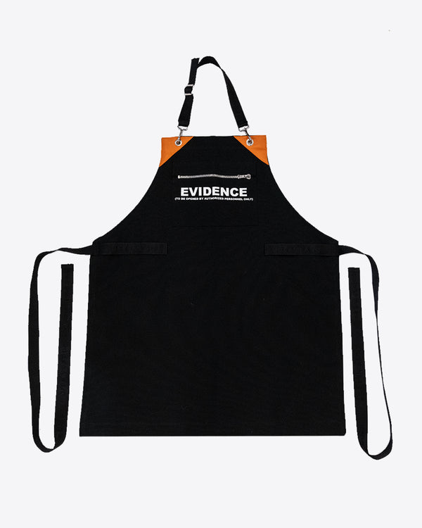 EVIDENCE CANVAS APRON