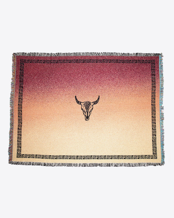 OMBRE SUNSET TAPESTRY