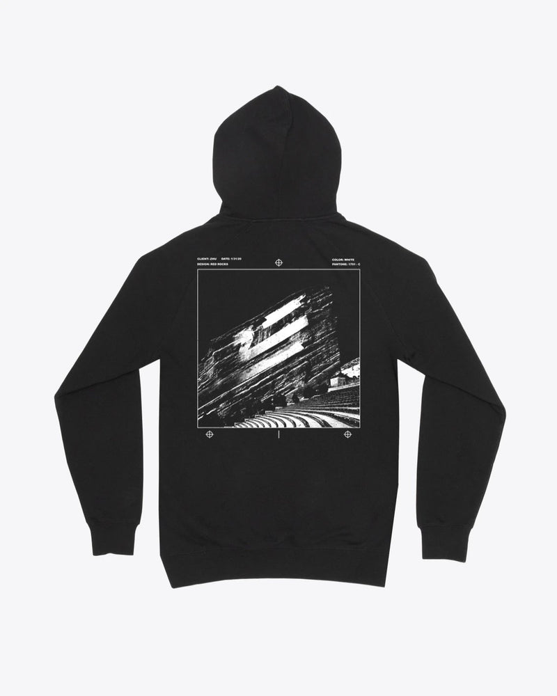 RED ROCKS HOODY