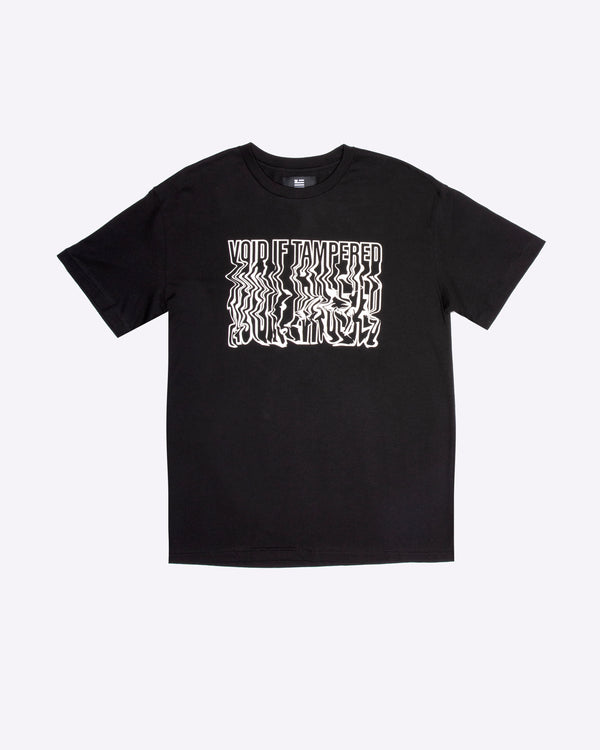 VOID IF TAMPERED TEE