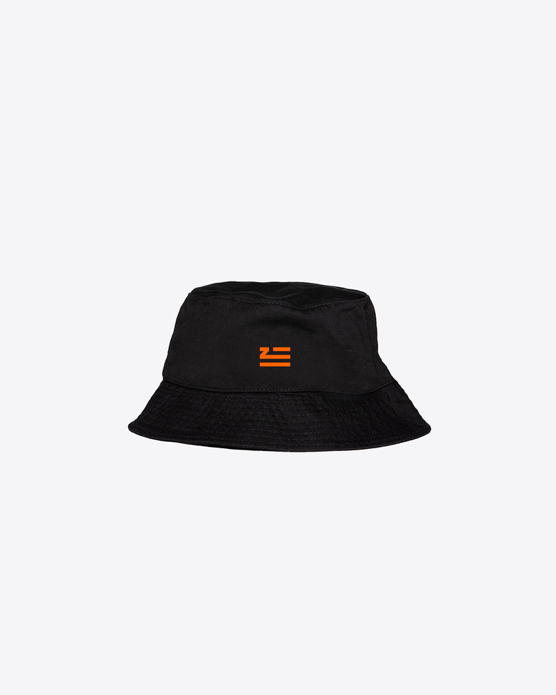 ORANGE Z LOGO BUCKET HAT