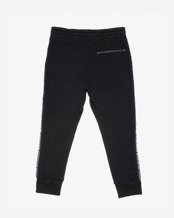 JOGGERS WITH TAPING