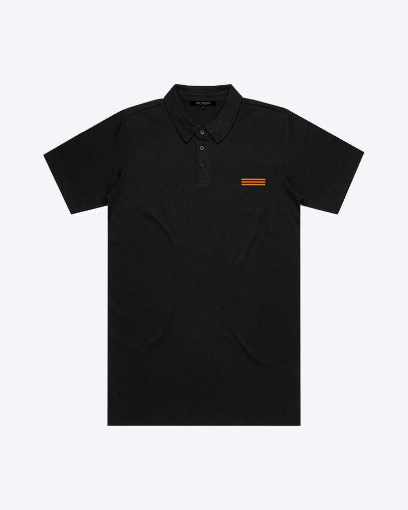 MENS POLO TEE WITH PVZ LABEL
