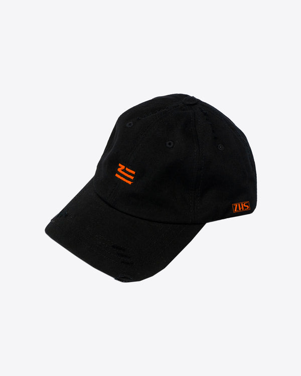ORANGE Z LOGO DAD HAT