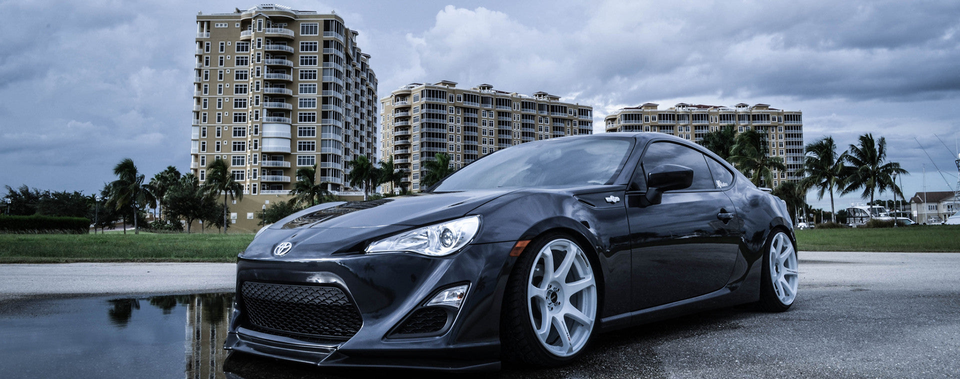Scion FR-S / Subaru BRZ / FT-86