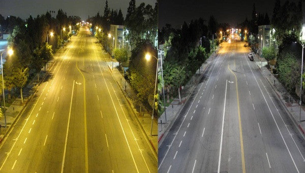 HID vs. LED Lighting