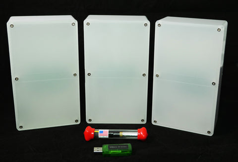 Complete Multi-room Laser Target System Including Laser Insert For Use With Your Own Firearm (FREE SHIPPING!)