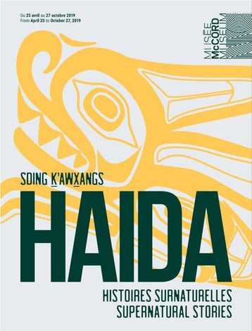 SDING K'AWXANGS -  Haida: Supernatural Stories