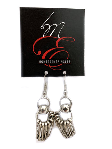 Montésenépingles : Earrings