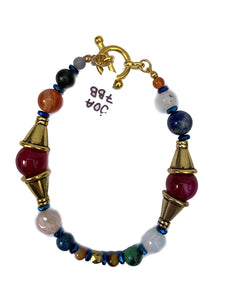 J.O.A - Bracelet with mixed beads