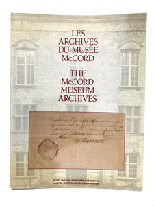 The McCord Museum Archives