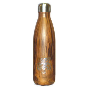 Insulated Water Bottle: Dancing Eagle by Terry Starr