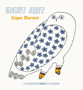 Cape Dorset Mini Inuit Art Calendar 2021