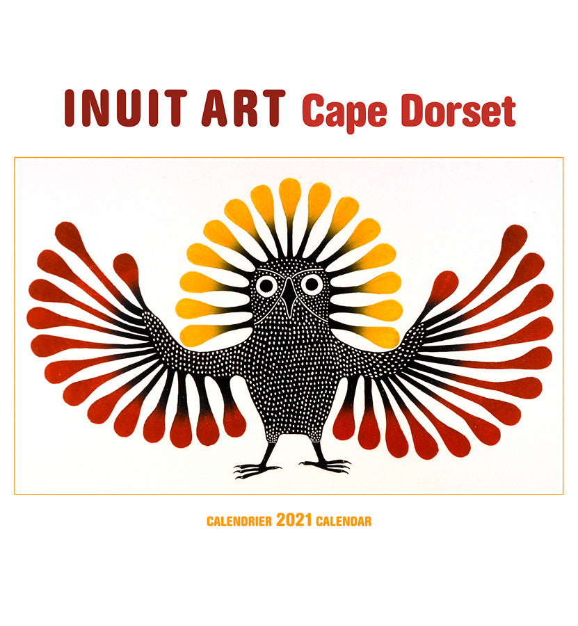 Cape Dorset Inuit Art Calendar 2021