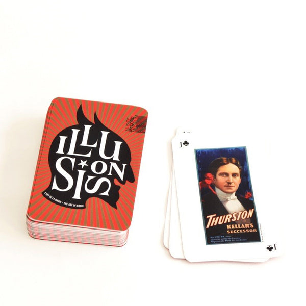 Playing Cards, Illusions
