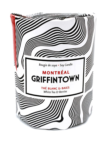 Griffintown Candle; Les Citadines