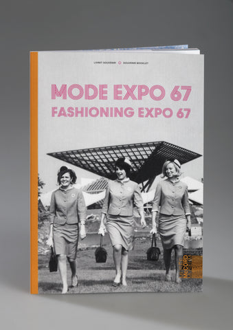 Booklet, Fashioning Expo 67