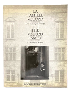 The McCord Family; A Passionate Vision