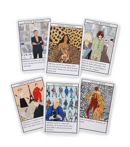 Fashion Oracle Cards