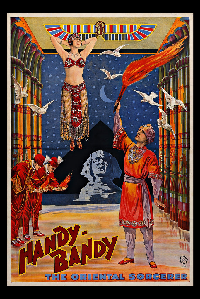 Poster, Handy Bandy