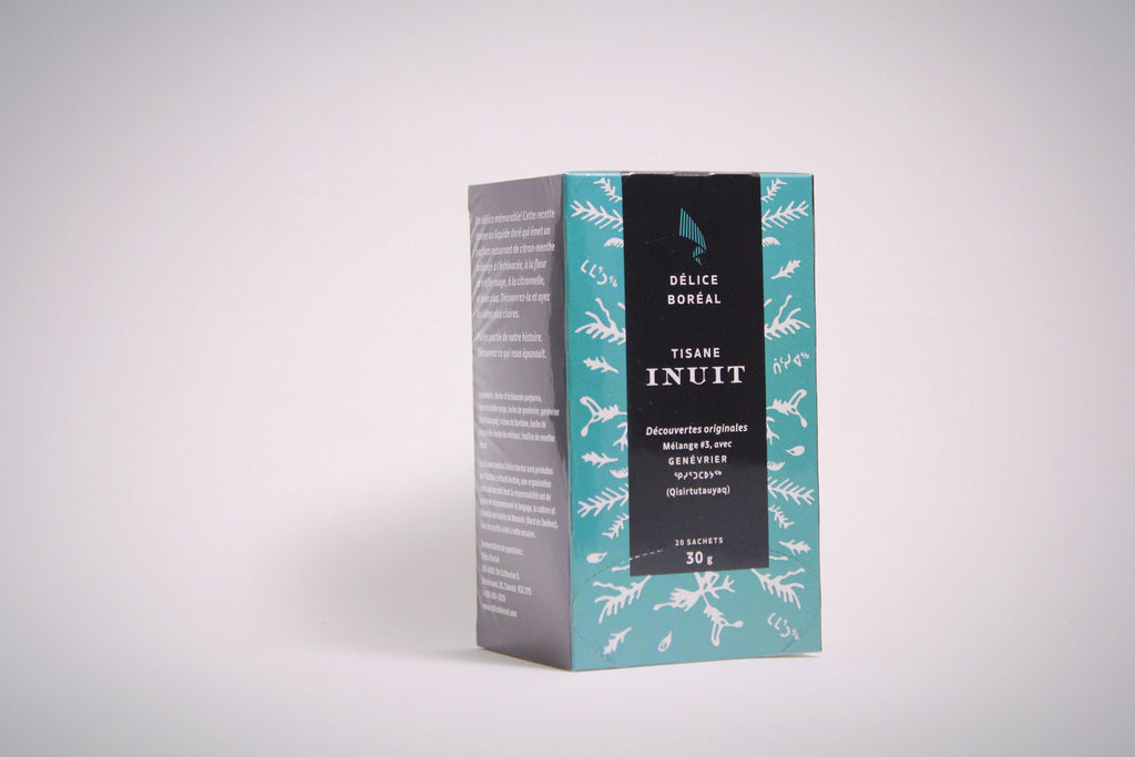 Fine Inuit Herbal Tea: Ground Juniper